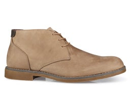 Terminal Leather Lace-up Boot